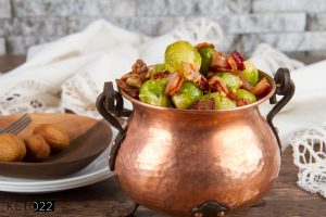 Bacon Brussels Sprouts