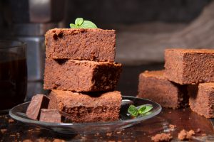 Keto-Chocolate-Mint-Brownie