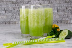 Mint Cucumber Citrus Cooler